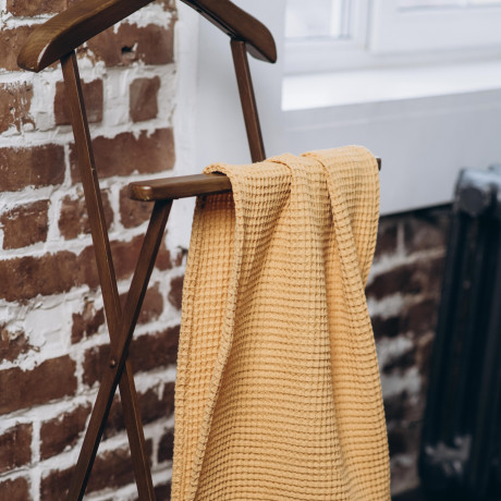 Полотенце желтое 50х100 см, Home Me - 87317