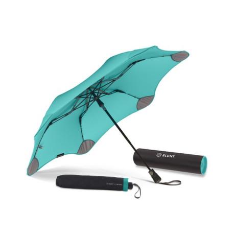 Зонт XS Metro мятный складной, Blunt - 87661