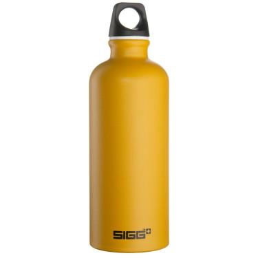 Бутылка для воды TravellerMustardTouch 600мл,Sigg