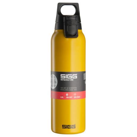 Термос Hot&ColdOne горчичный500мл,Sigg - 46979