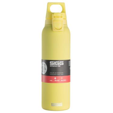 Термос Hot&ColdOne желтый 500мл,Sigg