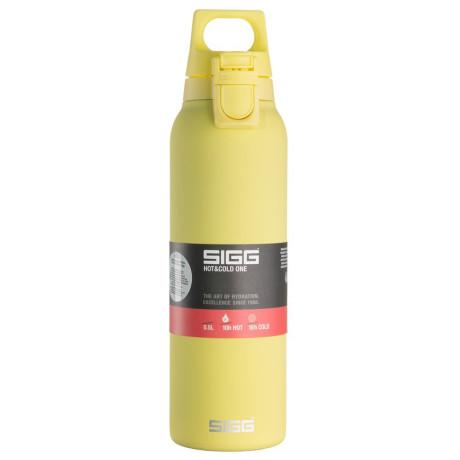 Термос Hot&ColdOne желтый 500мл,Sigg - 44603