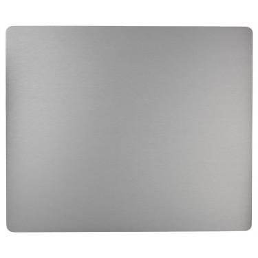 Подставка под тарелку серебристая30,5x25,5см,Kaymet