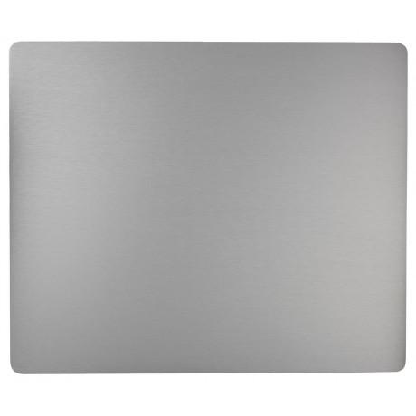 Подставка под тарелку серебристая30,5x25,5см,Kaymet - 46419