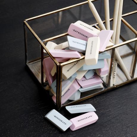 Подставка для хранения медного цвета 20,5х10х13см. Monograph - 47271