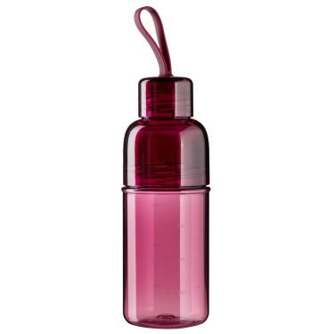 Бутылка Workout Bottle 480мл фиолетовая, Kinto
