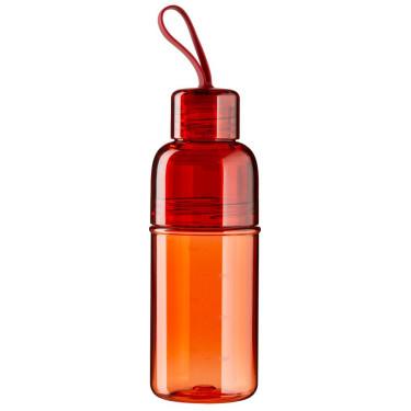 Бутылка Workout Bottle 480мл красная, Kinto