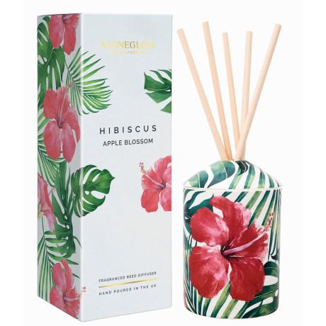 Арома-диффузор Hibiscus & Apple Blossom 200мл Urban Botanics, Stoneglow - 46196
