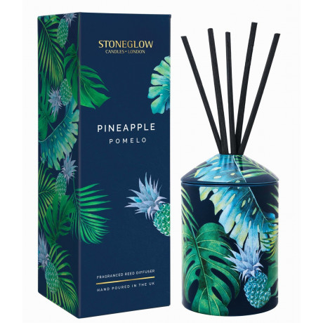 Арома-диффузор Pineapple & Pomelo 200мл Urban Botanics, Stoneglow - 46192