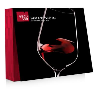 Подарочный набор Wine Accessory Set , Vacu Vin