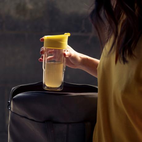 Термочашка Nova Ultra Lemon 370мл, Sigg - 48745