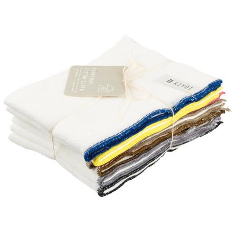Салфетка для ежедневного использования 34х51см (7шт в уп), Harada Textile - 48734