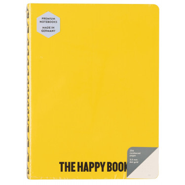Блокнот Happy Book By Stefan Sagmeister, Nuuna
