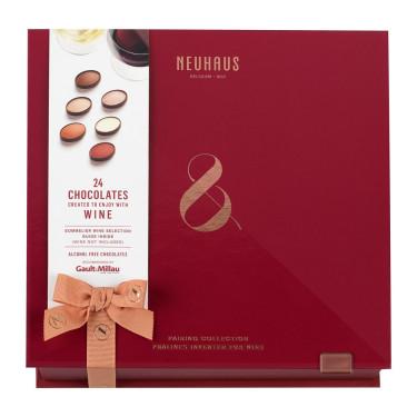 Набор шоколадных конфет Вино и Нойхаус 206г, Neuhaus - 88706