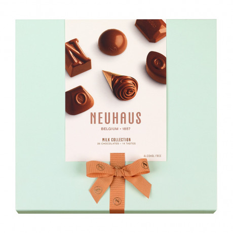 Набор шоколадных конфет (молочный шоколад) 305г, Neuhaus - 44800