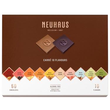 Набор шоколада Карре ассорти 300г, Neuhaus