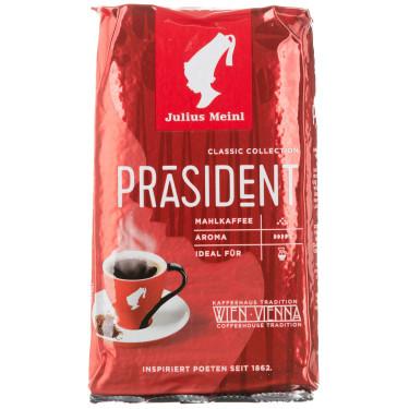 Кофе молотый Prasident 250г, Julius Meinl - 61793