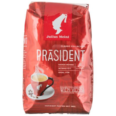 Кофе зерновой Prasident 500г, Julius Meinl - 61791