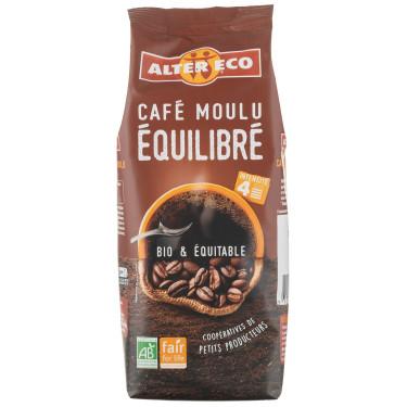 Кофе молотый органический Эквилибре 250г, Alter Eco
