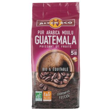 Кофе молотый органический Арабика 100% Гватемала 260г, Alter Eco