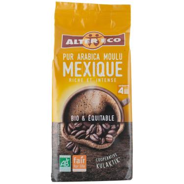 Кофе молотый органический Арабика 100% Мексика 260г, Alter Eco