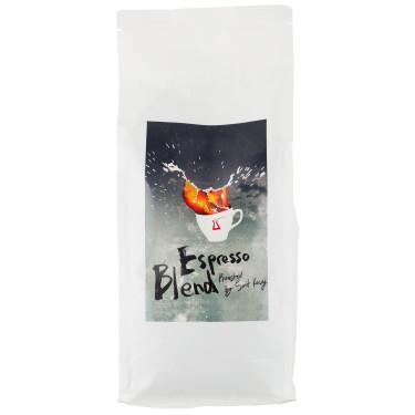 Кофе зерновой Арабика Еспресо смесь 1кг, Світ Кави - 76333