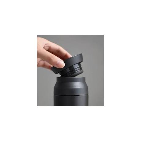 Термокружка черная 500мл, Kinto - 50079
