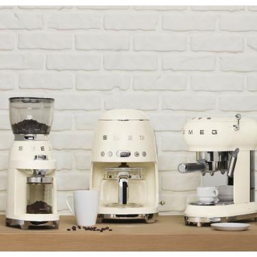 Кофемолка кремовая Стиль 50х, SMEG - 52071