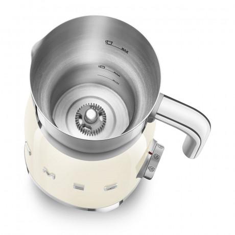 Вспениватель молока кремовый Стиль 50х, SMEG - 52072
