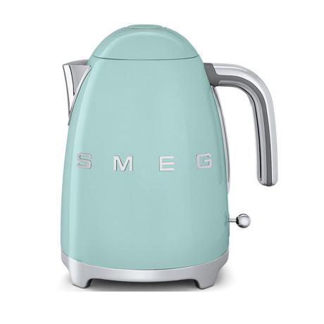 Электрочайник пастельно-зеленый, SMEG - 78122