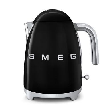 Электрочайник черный, SMEG - 78119