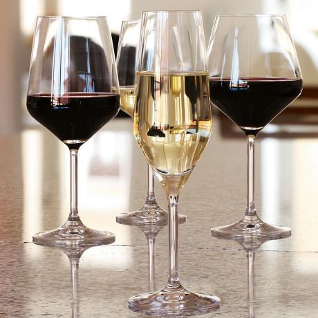 Набор бокалов для шампанского 0,240л (4 шт в уп) Style, Spiegelau - 21503